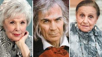 Как живут старейшие актёры театра и кино России