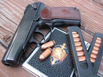 Пистолет ПММ: описание, плюсы и минусы