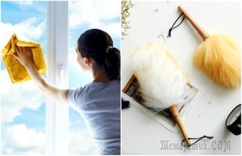 9 хозяйственных ошибок, из-за которых вся уборка насмарку