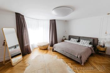 4-комнатная квартира, перепланировку которой согласовывали 8 месяцев