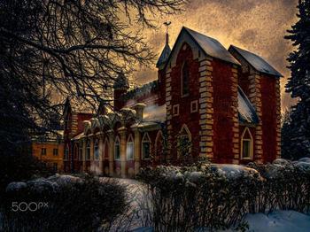 Призраки в Дерригонелли (северная Ирландия)
