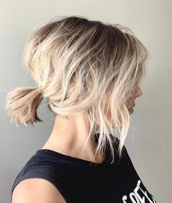 Хвост на короткие, средние и длинные волосы: 20 крутых идей