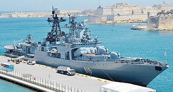 Соглашение с Суданом о создании базы ВМФ РФ ожидает подписи президента!