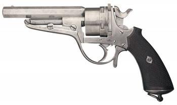 Револьверы Галана 1868—1872 года (Revolver Galand Mod.1868—1872)