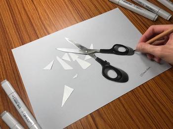 Гиперреалистичные рисунки индийского художника, которые вводят в заблуждение