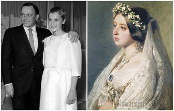 Как менялась мода на свадебные наряды на протяжении нескольких столетий
