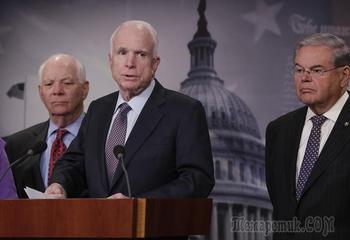 Американская шестерка: чем сенаторам не угодила Россия