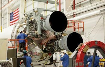 «Досадная ошибка». «Роскосмос» перепутал Россию и США в сообщении о продаже двигателей РД-181М