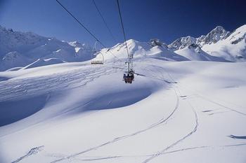 Зимний отдых: лучшие горнолыжные курорты России и Европы