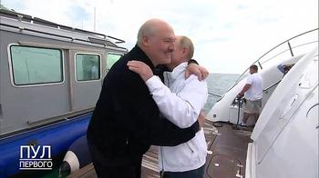 Путин и Лукашенко совершили морскую прогулку и договорились о госкредите $500 млн