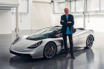 Отец великого McLaren F1 выпустил в мир новый шедевр!