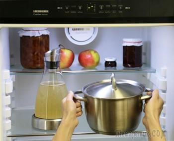 19 вредных вещей, которые вы определённо делаете на своей кухне