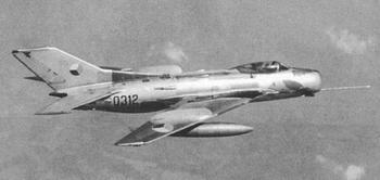 Как МиГ-19 сбил американский самолёт-шпион над Магдебургом