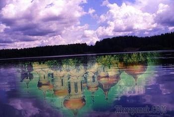 Город, ушедший на дно озера - Светлояр
