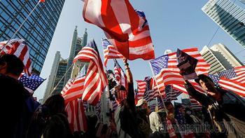 Китай ввел санкции против США из-за закона о Гонконге