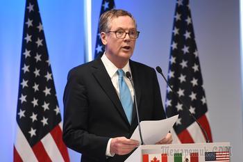 США объявили о введении пошлин на товары из Франции