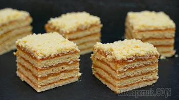То ли торт, то ли пирог! Божественная выпечка с яблоками!
