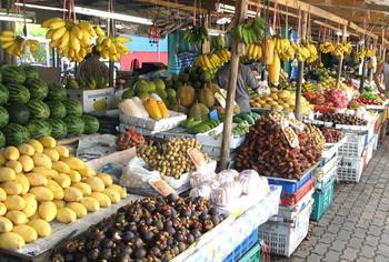 10 лучших рынков свежих продуктов в различных странах мира