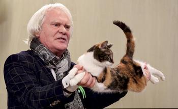 Юрий Куклачев рассказал, какую опасность несут кошки с коронавирусом