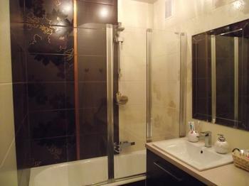 Моя ванная комната: игра контрастов