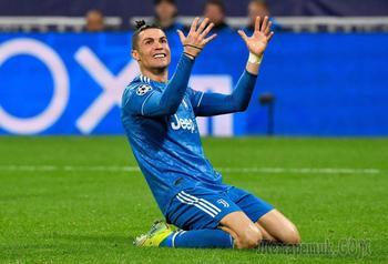 Вирус не помеха: Роналду станет первым футболистом-миллиардером