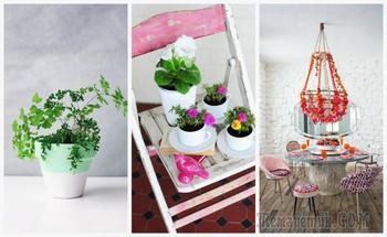 Декор своими руками: фото блестящих идей украшения вещей и дома