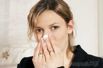 Как быстро вылечить насморк? Народные средства от насморка и заложенности носа