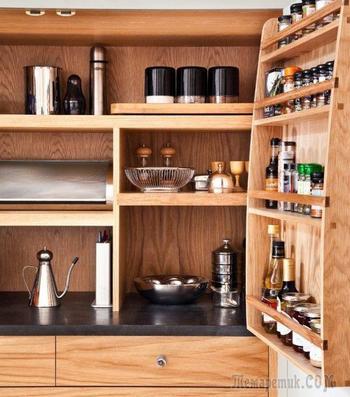 Хранение специй на кухне: функциональные идеи для тех, кто привык к бескомпромиссному порядку