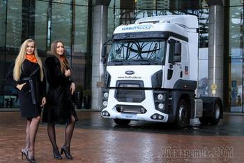 Техника  Ford Trucks для российского рынка грузовиков