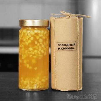 Бомбическое варенье-мармелад-желе. супер подарок близким и друзьям.