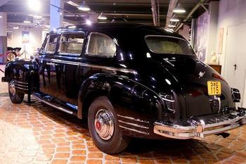 Шасси №18: тайна личного автомобиля Сталина