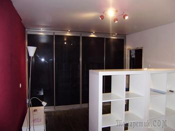 История ремонта квартиры своими руками: часть 2 — Комната