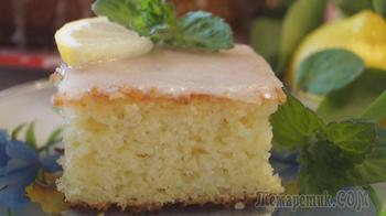 Наивкуснейший Лимонный пирог