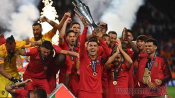 Новый трофей Роналду: как Португалия выиграла Лигу наций