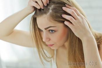 Почему выпадают волосы — всё о причинах и лечении