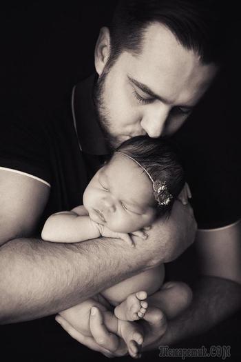«Я фотографирую особую связь между отцами и детьми…»