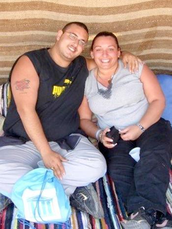 Пара сбросила 120 кг на двоих, чтобы зачать