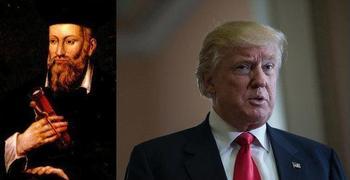 Нострадамус предсказал президентство Дональда Трампа 400 лет назад