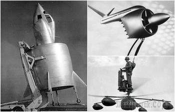 «Самолет-зонтик» и «Беременная гуппи»: 11 нетривиальных летающих аппаратов