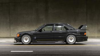 История одного редкого Mercedes-Benz, который ушел с молотка за 220 000 долларов