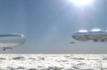 10 концептуальных идей космических кораблей для межпланетных путешествий