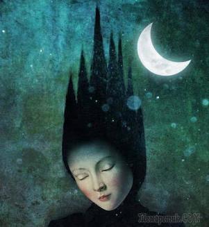 Дивный сон (Стих)