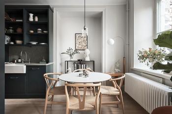 Маленькая шведская квартира