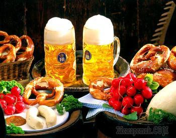 Баварская сказка 27. Мюнхен. Октоберфест - пиво , официантки и еще немножко.