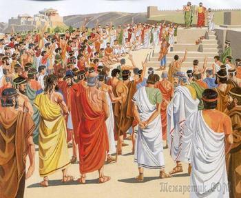 10 исторических фактов о древних греках, которые заставят вас покраснеть
