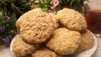 Быстрое Печенье за 15 минут вместе с выпечкой! Нежное и Полезное!