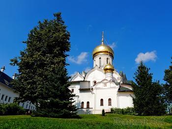 Саввино - Сторожевский монастырь близ Звенигорода