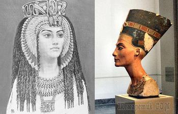 5 незаслуженно забытых самых влиятельных правителей Древнего Египта