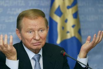 Кучма: Ради ЕС Украина встает на колени