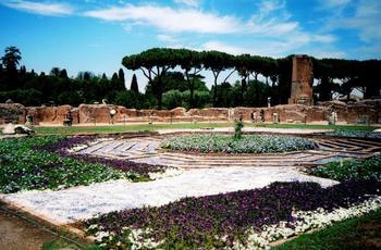 7 восхитительных садов итальянской столицы